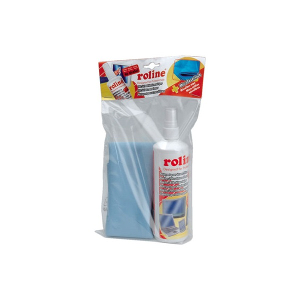 CLEANING KIT TFT WITH MICROFIBER CLOTH