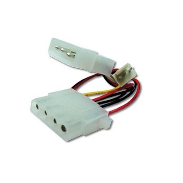 CONNECTOR 4 PIN TO 3 PIN FOR COOLER/FAN