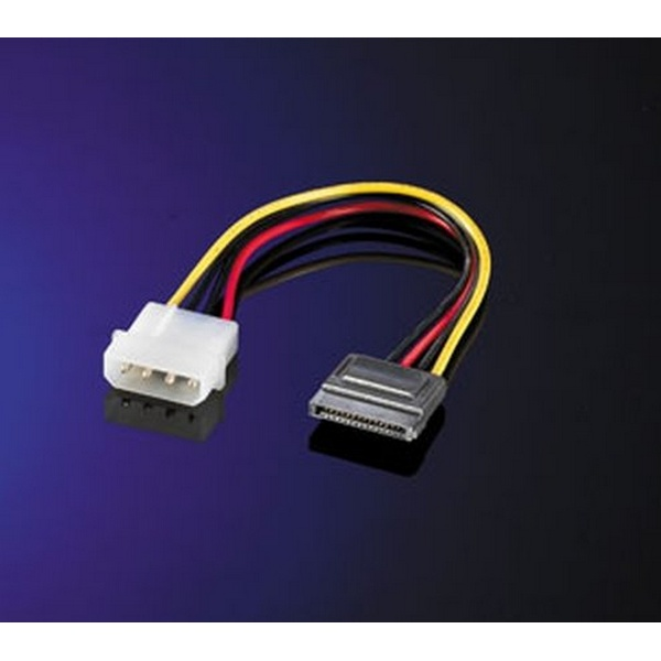 CONVERTOR FROM 4PIN MOLEX TO SATA