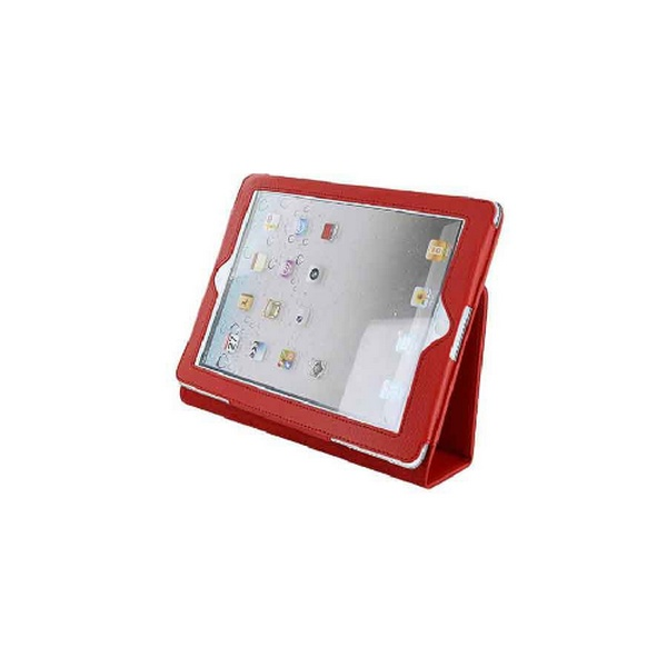 TABLET CASE iPAD STAND RED