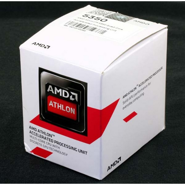 AMD ATHLON-5350  2.05GHz 4CORES ATI-RADEON/R3 2MB 025W AM1