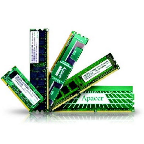 APACER DDR - DIMM 0512MB 400MHZ PC3200 SR