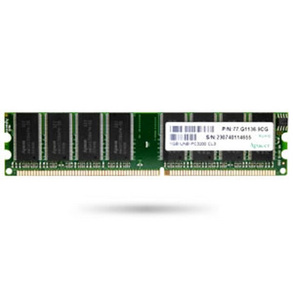APACER DDR - DIMM 1024MB 266MHz PC2100 DR