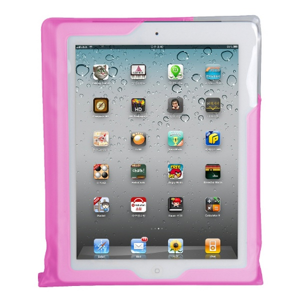 DICAPAC WP-i20 WATERPROOF CASE FOR IPAD PINK