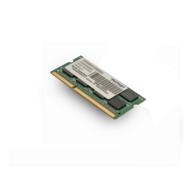 PATRIOT DDR3-SOD 4096MB 1333MHz PC3-10600 1R/2S