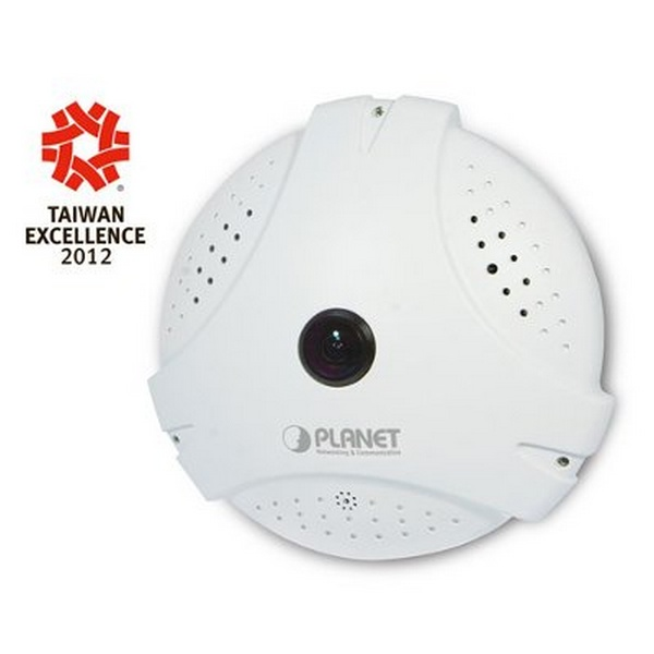 INTERNET WIRELESS IP CAMERA 2 MEGA PIXEL FISHEYE