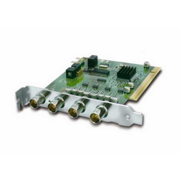 4-CHANNEL DIGITAL VIDEO RECORD CAPTURE ADAPTER PCI