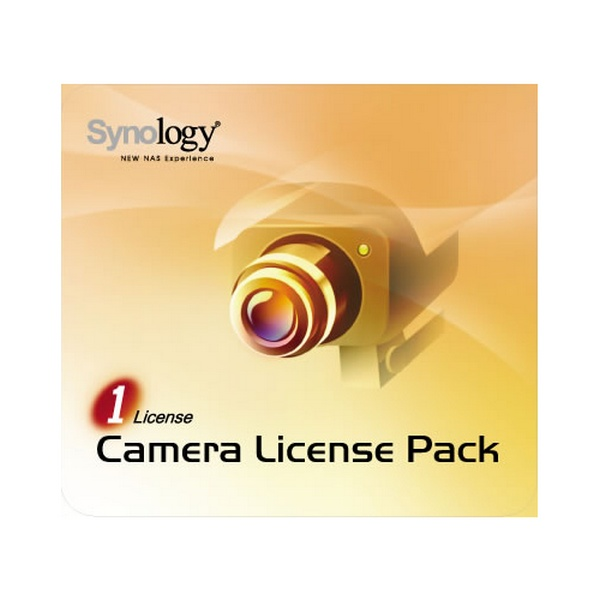 SYNOLOGY 1 IP CAMERA LICENCE PACK