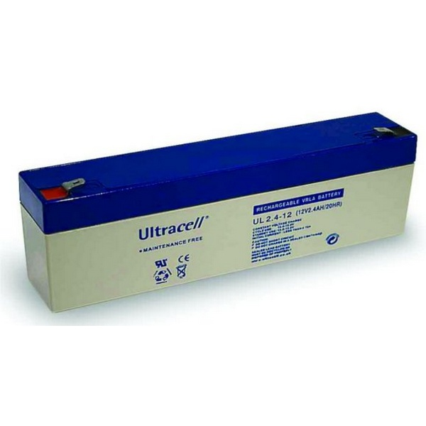 VRLA BATTERY 12Volt 2.4 Ah