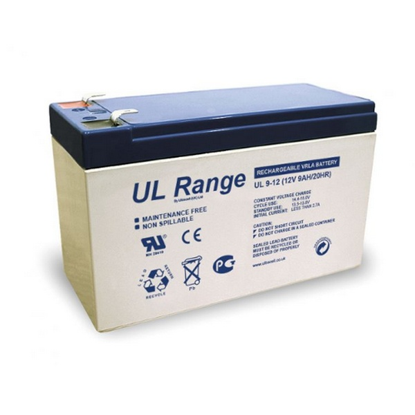 VRLA BATTERY 12Volt 9.0 Ah