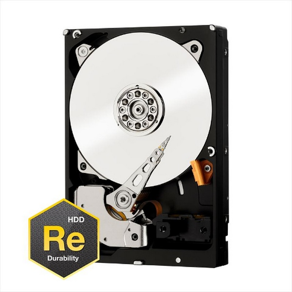 HDD RE 4TB/SAS/3.5/7200RPM/32MB CACHE