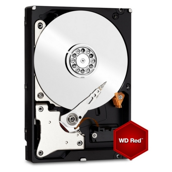 HDD RED 6TB/SATA6/INTELLI POWER/64MB