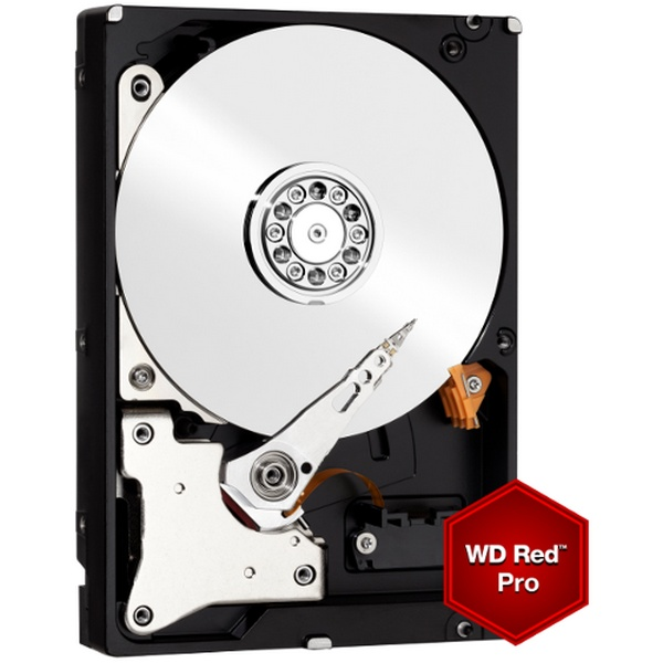 HDD RED PRO 6TB/SATA3/7200RPM/128MB
