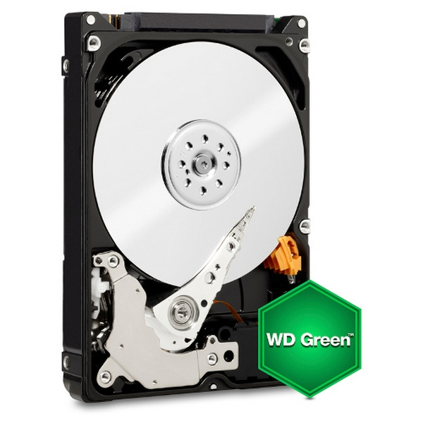 HDD GREEN 5TB/SATA3/64MB CACHE