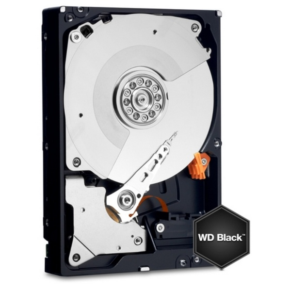 HDD BLACK 4TB/SATA3/3.5/7200RPM/64MB/150MB/s